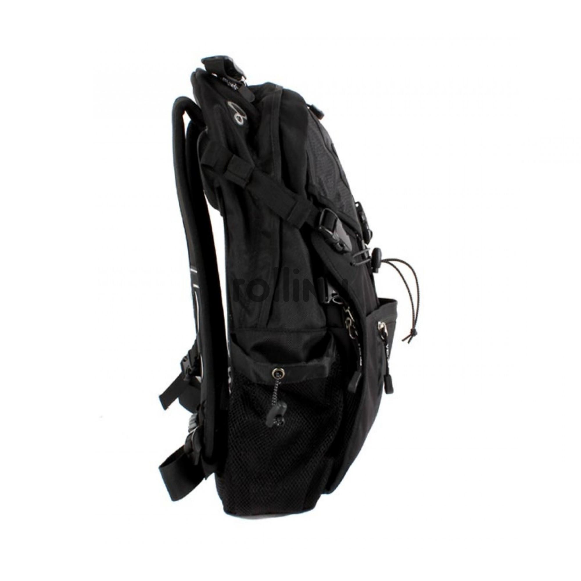 cfe02a1f71287 SEBA BACKPACK LARGE Plecak na rolki r. L DUŻY BLACK/Sklep sportowy :  Rollinn.pl - rolki, skating, ochraniacze, SEBA, Powerslide, K2, Rollerblade