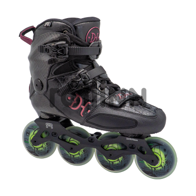 ROLKI FR SKATES DARIA BLACK/PURPLE