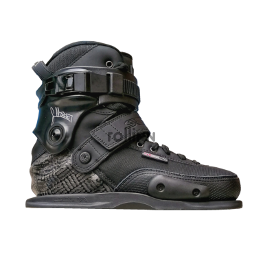 SEBA CJ WELLSMORE PRO CARBON MODEL BLACK BOOT ONLY