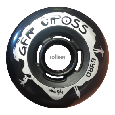KOŁA GYRO GFR CROSS BLACK 76MM / 88A