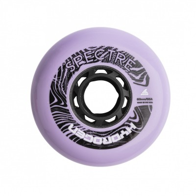 KOŁA ROLLERBLADE HYDROGEN SPECTRE LILAC 80MM / 85A 4-PACK